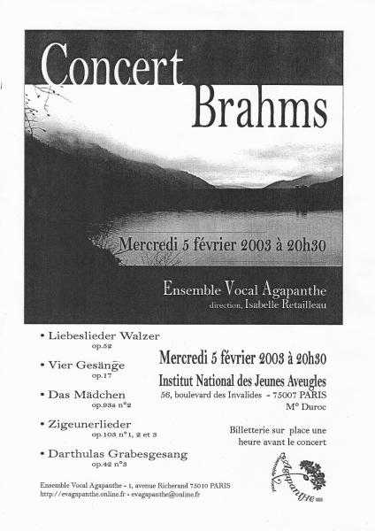 2003-02_concert-brahms_affiche