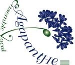 Ancien logo d'Agapanthe